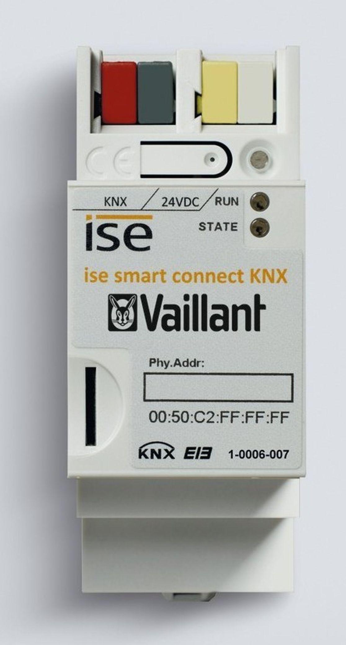 eBUS Adapter + KNX Bramka